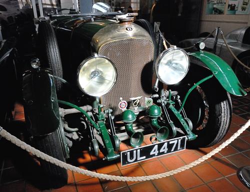 Brooklands for Alpine motors of raleigh